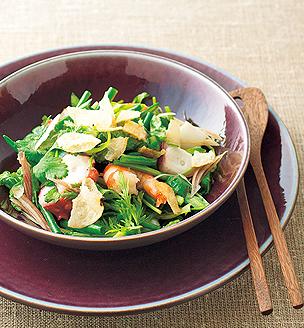 魚介の香味サラダ