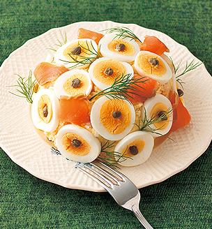 サーモンポテトサラダ