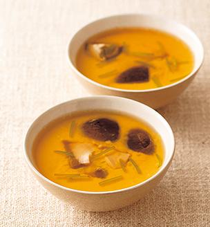 長芋の茶碗蒸し