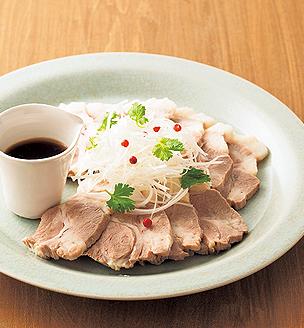 豚のレンジ煮中華風