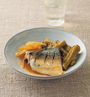 鯖のさっぱりお酢煮