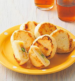 ポテトチーズおやき