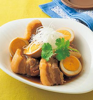 ベトナム風、豚の角煮