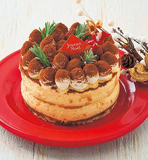 ティラミスクリスマスケーキ