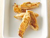 鶏の柚子ごしょう焼き