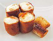 豚肉のポテトサラダロール