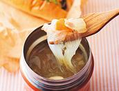 野菜たっぷりのスープ春雨
