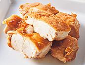 鶏肉のしょうが昆布煮