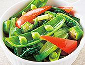 夏野菜のゆでびたし